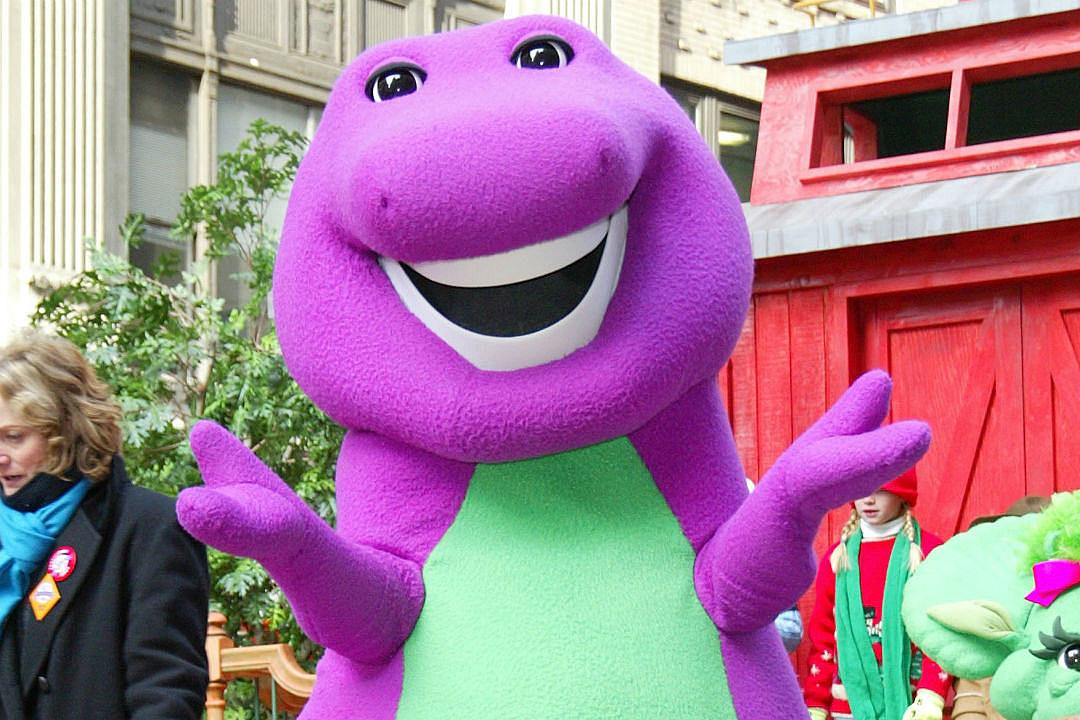 Image result for Barney