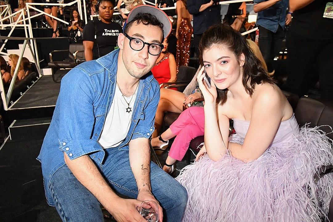 Lorde Says She Isn't Dating Jack Antonoff