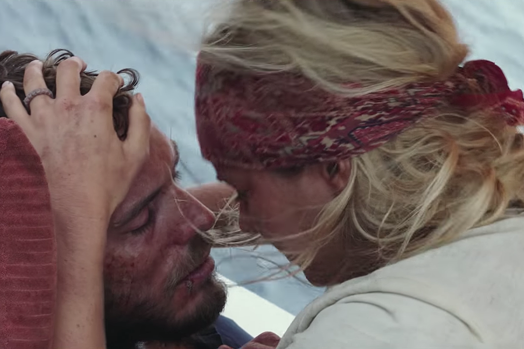 Shailene Woodley And Sam Claflin Are Lovers Lost At Sea In Adrift Trailer WATCH