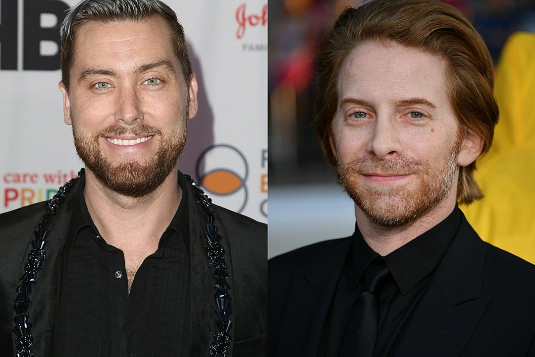 Seth Green Says Lance Bass's Struggle With His Sexuality Inspired 'Josie and The Pussycat's Du Jour