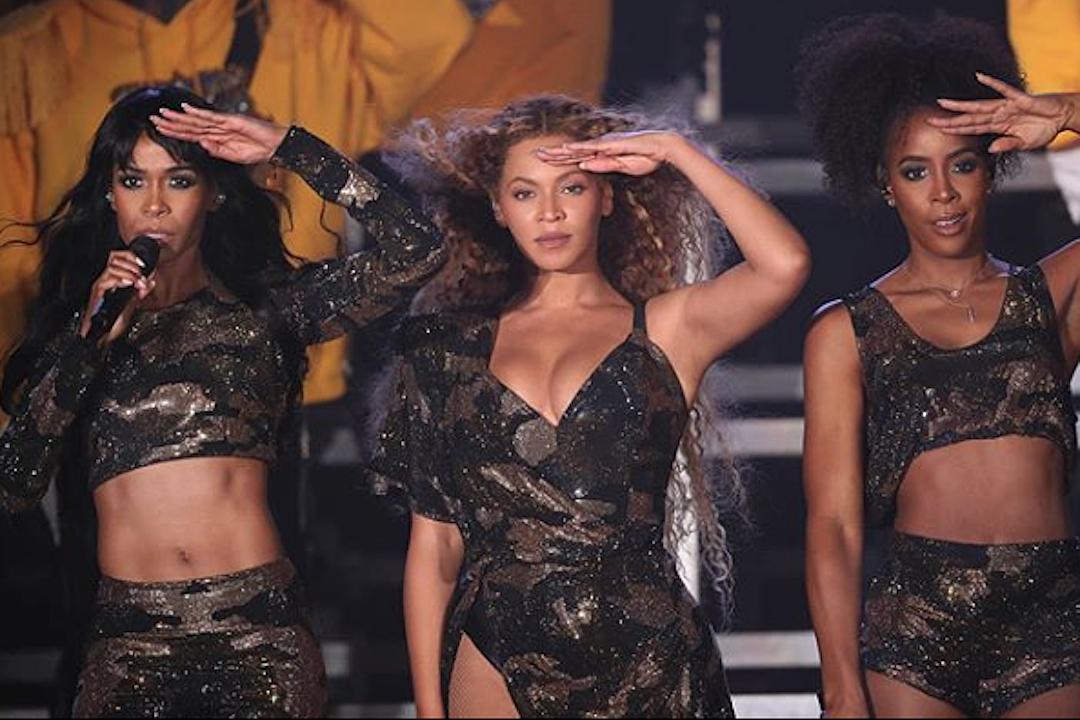 Michelle Williams Dishes on Destiny's Child Reunion at Coachella