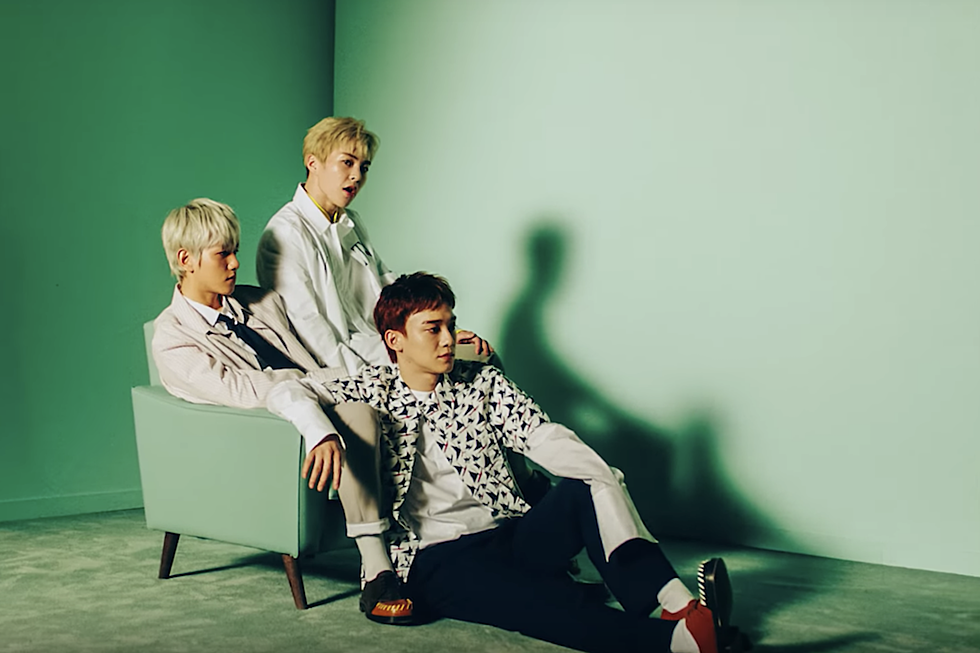 EXO-CBX – Blooming Day Mp3 Download