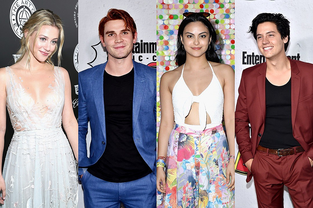 The cast of riverdale before they were famous m4hsunfo Images