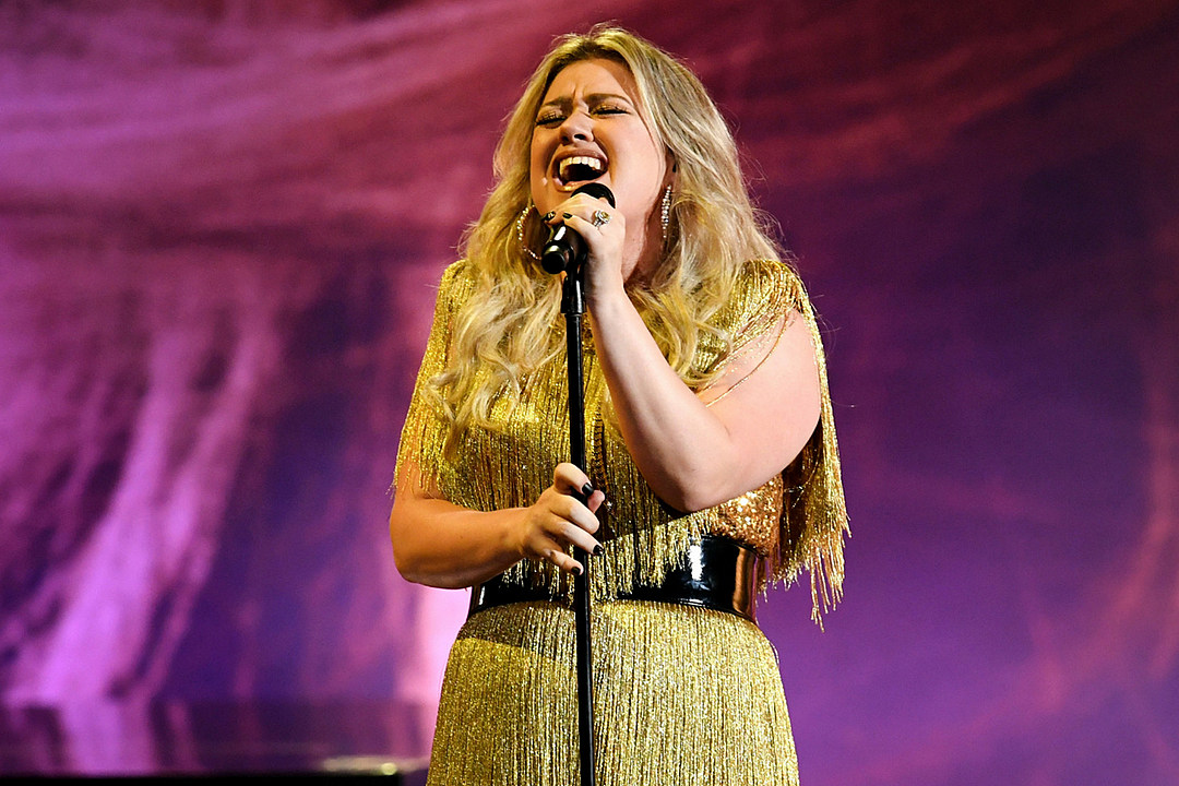 Kelly Clarkson *FINALLY* Announces \'Meaning of Life\' Tour Dates