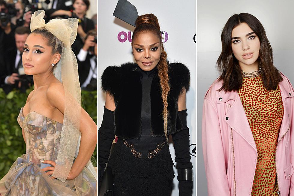 Ariana Grande, Janet Jackson, Dua Lipa and More to Perform at the 2018  Billboard Music Awards