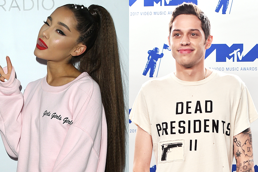 Did Ariana Grande Get Another Pete Davidson-Inspired Tattoo?