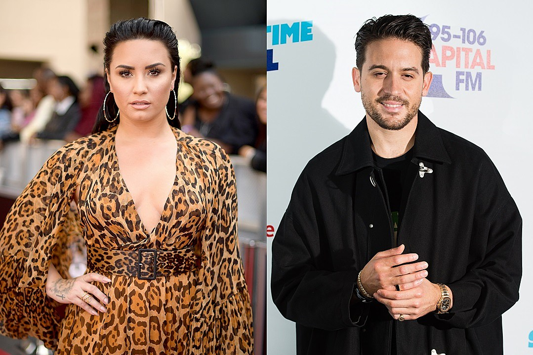 What's Going On Between Demi Lovato and G-Eazy?