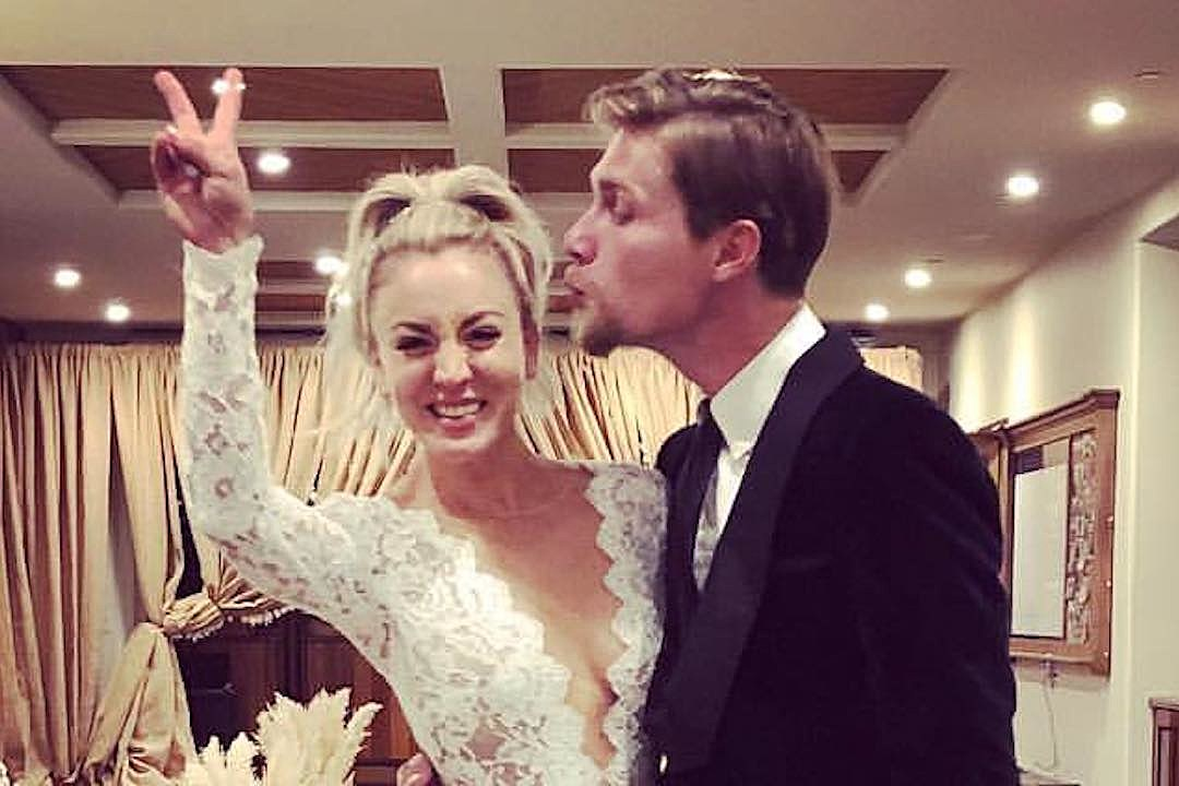 Kaley Cuoco Is Married Inside Her Equestrian Themed Wedding