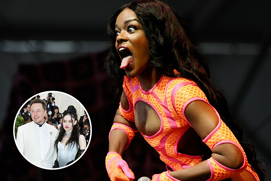 Azealia Banks Recounts Bizarre Weekend at Elon Musk's House, Claims She Was Lured There for Threesome With Grimes