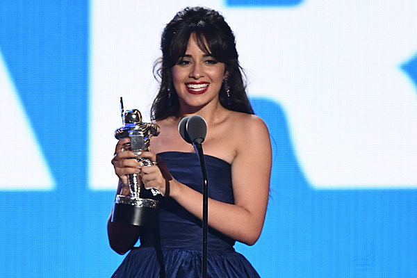 Camila Cabello Wins Video of the Year at the 2018 MTV Video Music Awards
