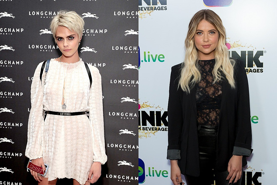 Is This 'Pretty Little Liars' Star Dating Cara Delevingne?