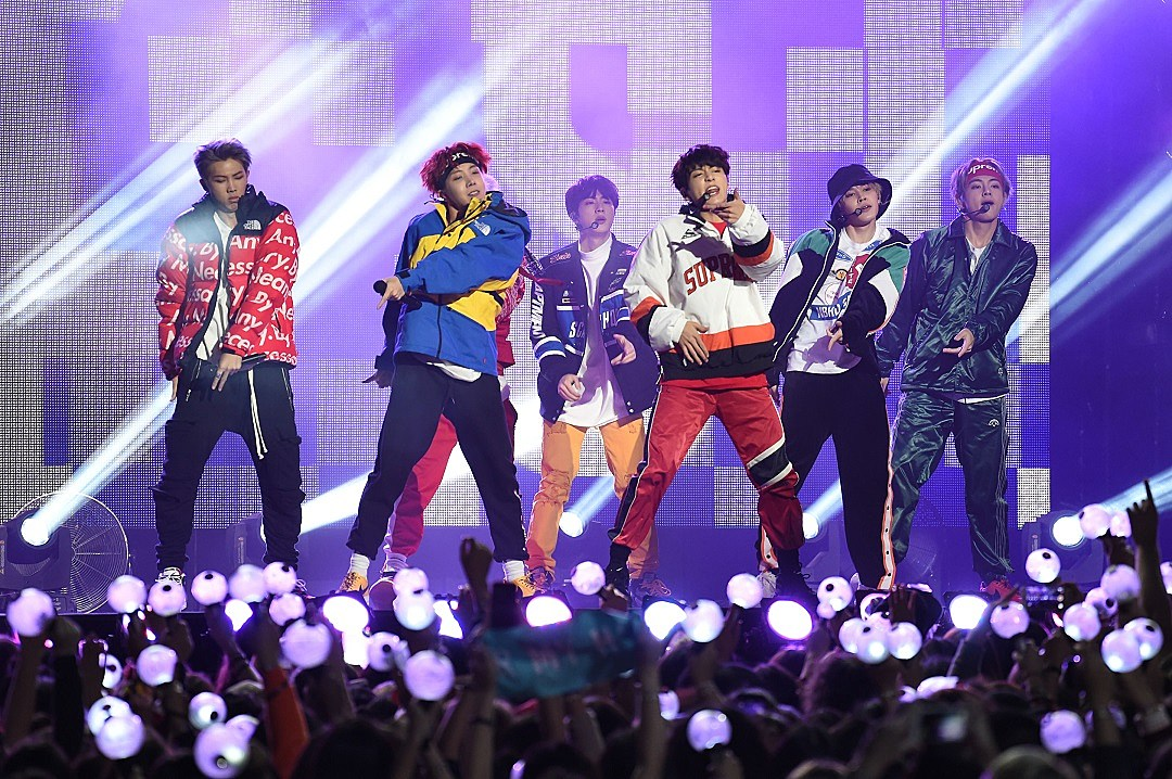BTS Japan Performance Cancelled After Member Wears Atomic Bomb T-Shirt