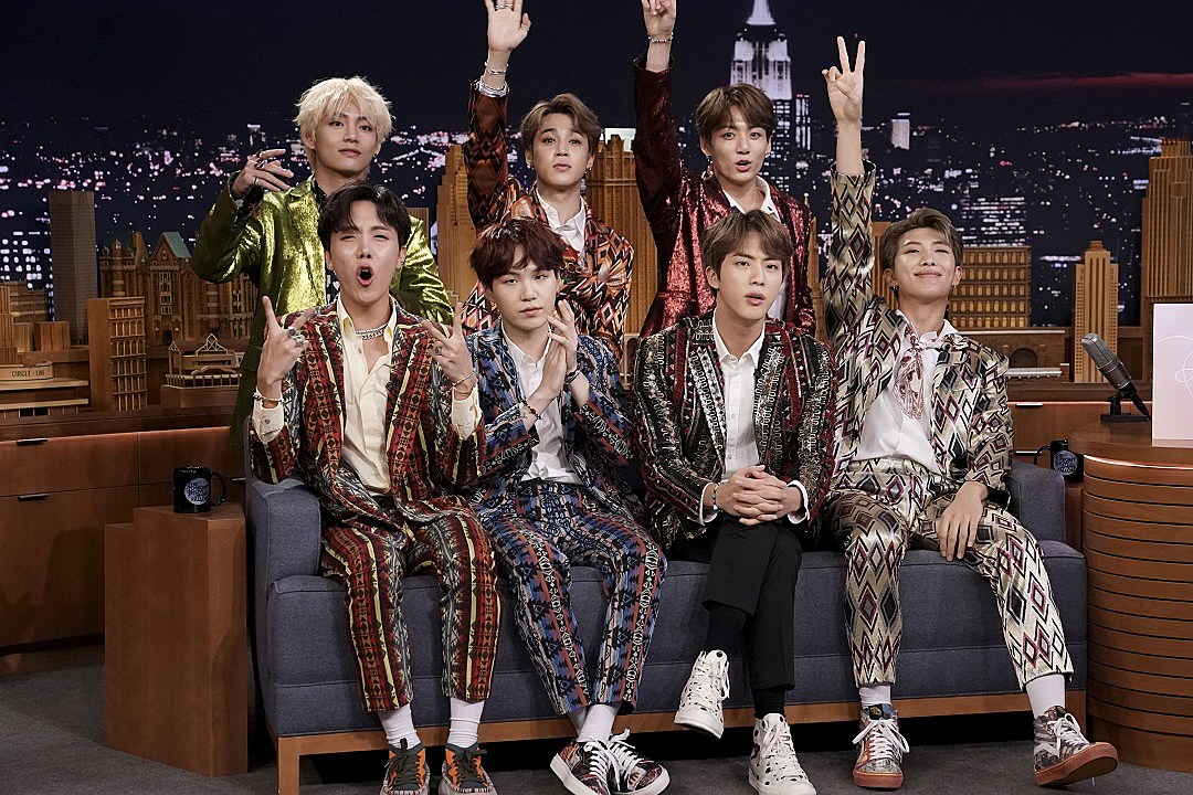 BTS Reportedly Have an Upcoming 'Graham Norton' Appearance, Proving Their U.K. Takeover Is Imminent