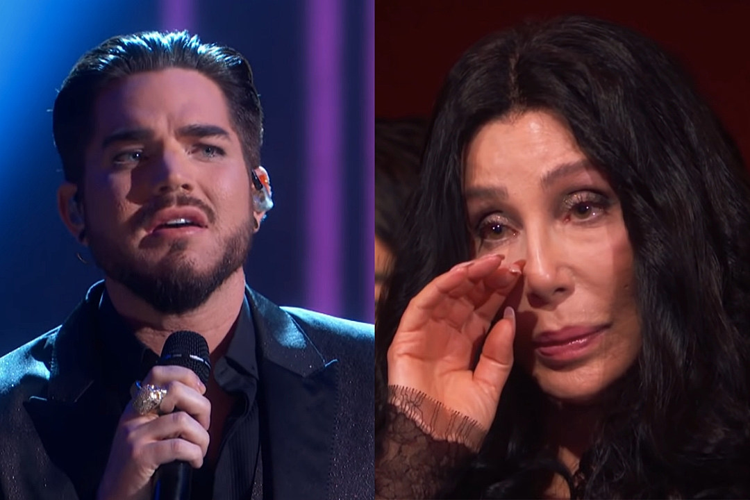 Adam Lambert Moves Cher to Tears With 'Believe' Performance at the Kennedy Center Honors