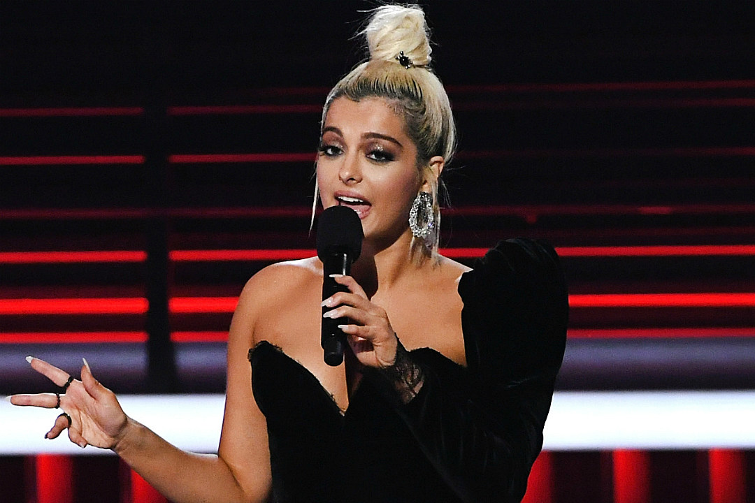 Bebe Rexha: Designers won't dress me for Grammys because I'm 'too big'