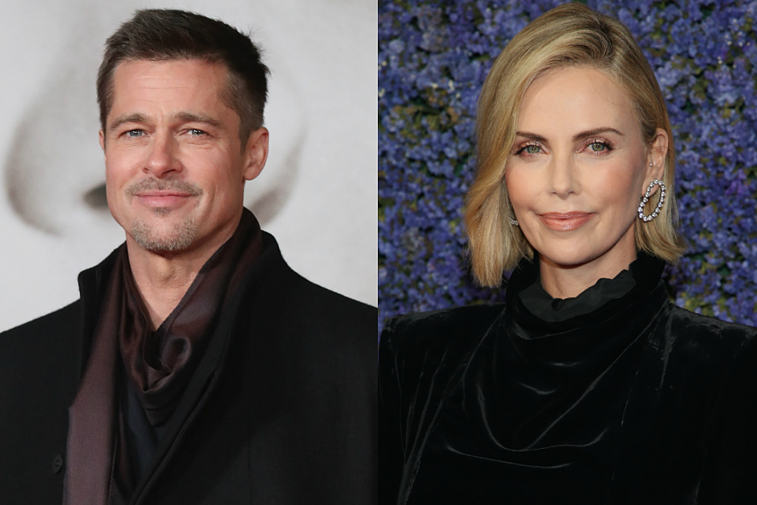 Brad Pitt and Charlize Theron Are Reportedly Dating