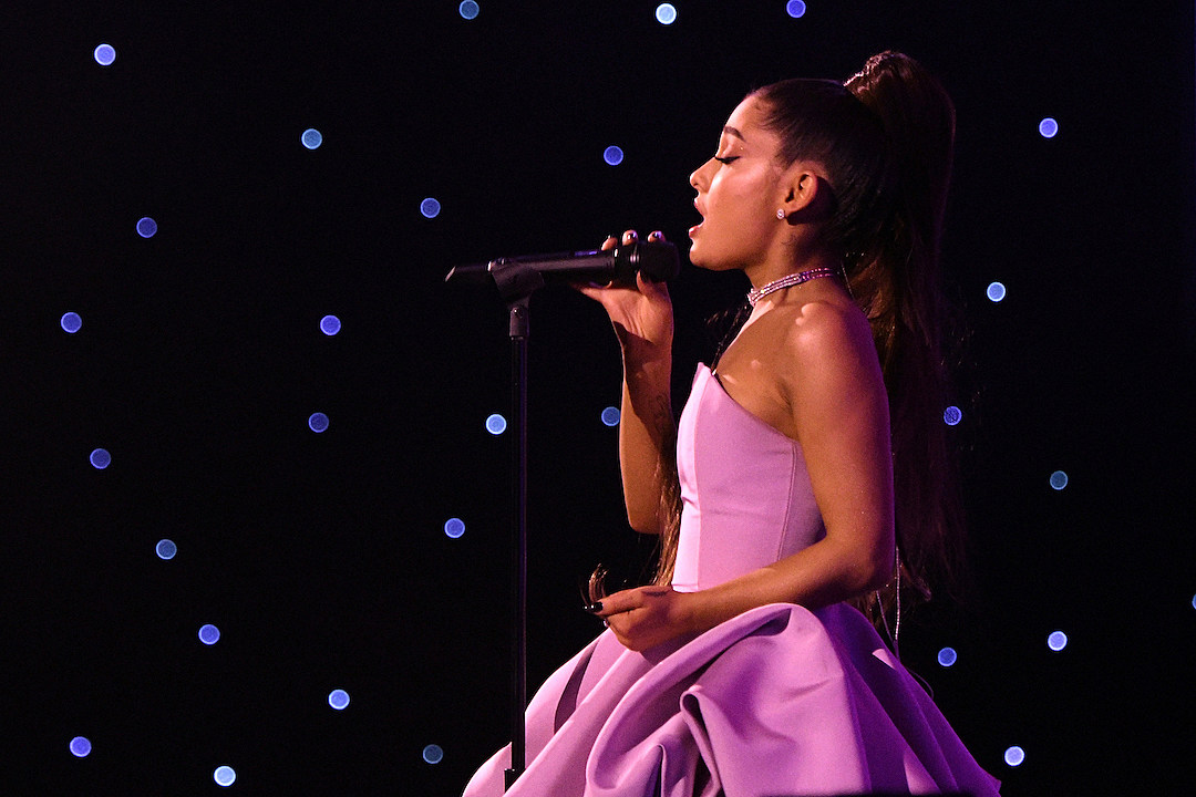 Ariana Grande Smashes 1964 Chart Record Held By The Beatles