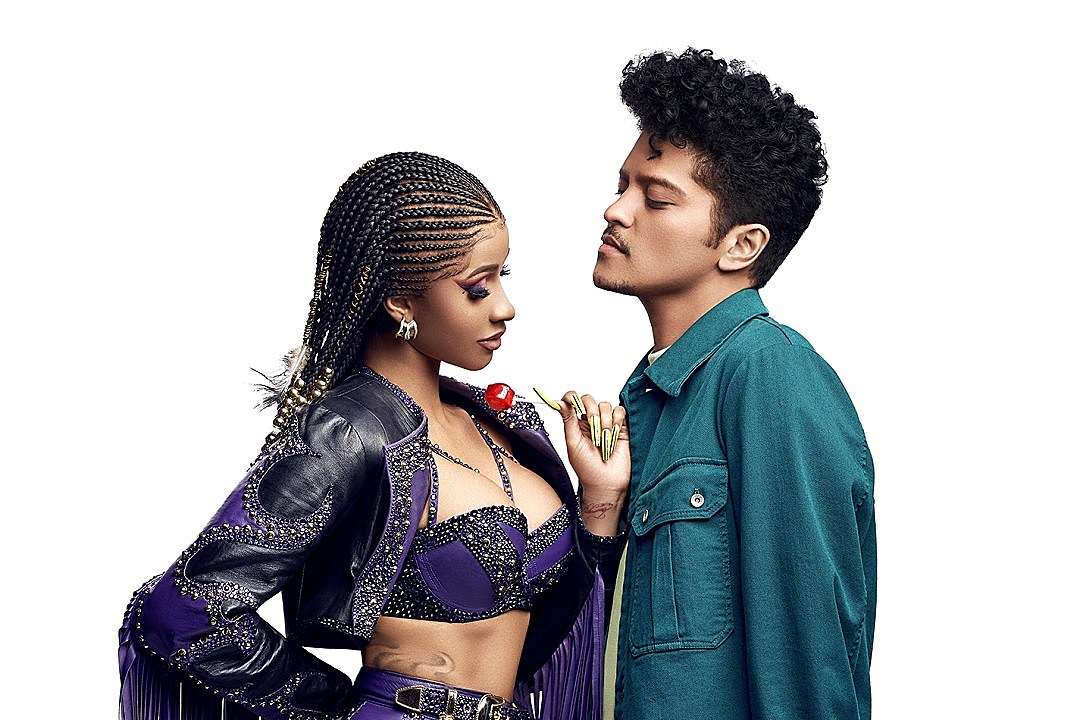 Cardi B and Bruno Mars Reunite on 'Please Me': Read the Lyrics