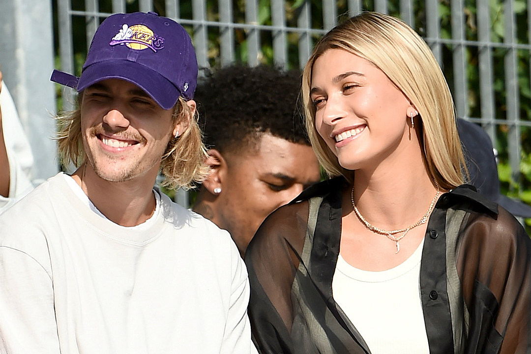 Hailey Baldwin Celebrates First Wedding Anniversary With Justin Bieber