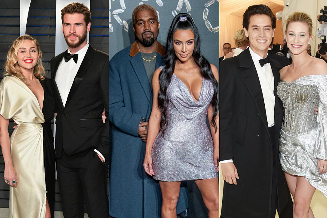 Valentine's Day 2019: How Celebrities Like Kim Kardashian Celebrated
