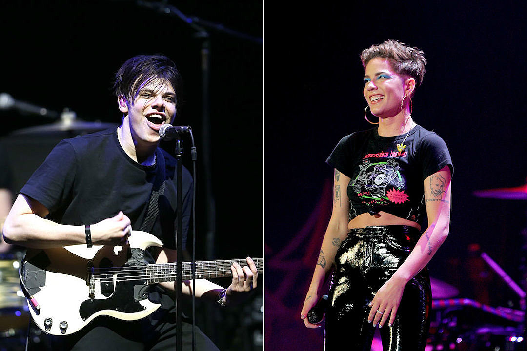 Halsey Drops '11 Minutes' With Her New Beau Yungblud