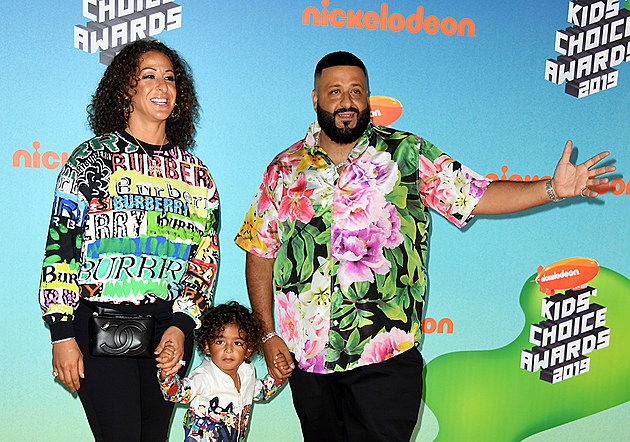 DJ Khaled and Family 2019 KCAs