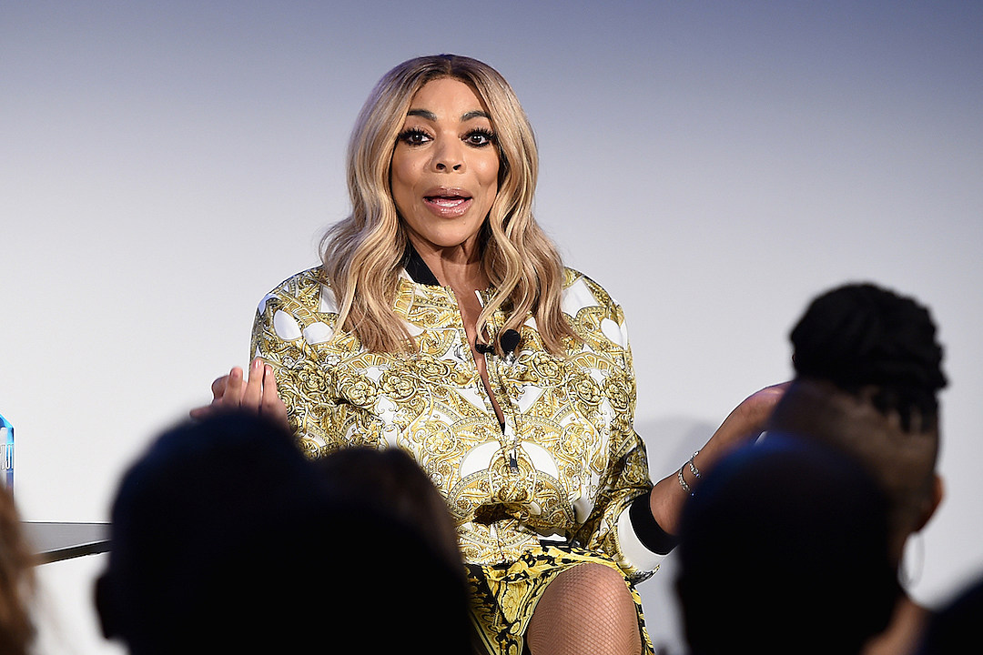 Wendy Williams Reveals She's Been 'Living in a Sober House' Due To Past 'Struggle With Cocaine'