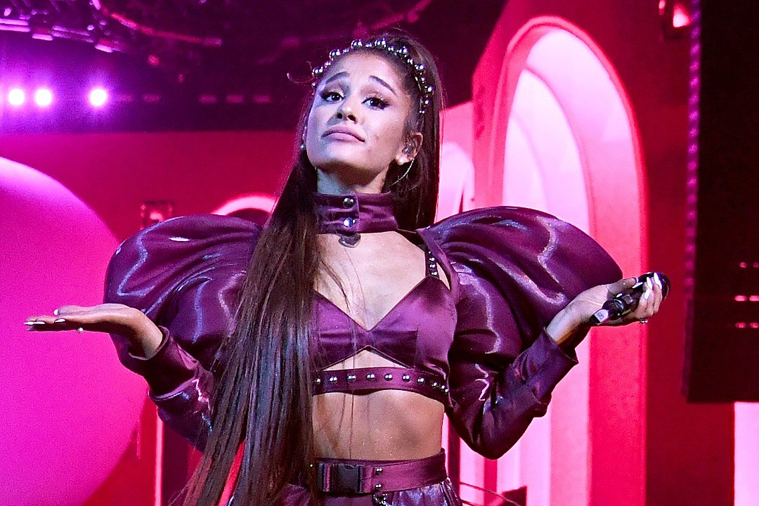 Ariana Grande Featured on Social House's New Single 'Haunt You'