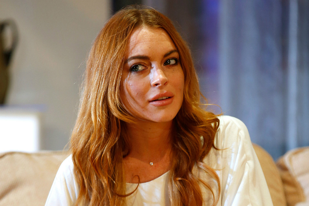 Lindsay Lohan Had a Baffling Reaction to Lea Michele's Casting as 'The Little Mermaid'