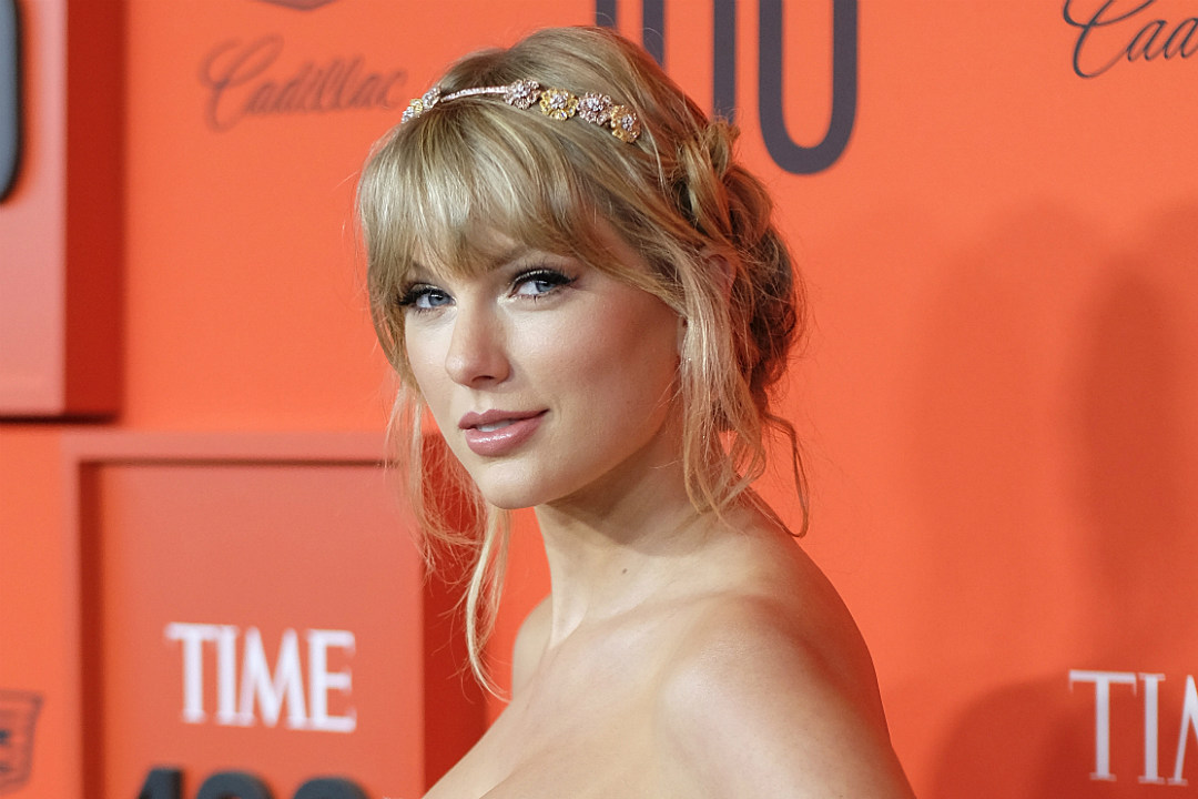 Taylor Swift Just Confirmed New Music Is Her Big April 26 Announcement
