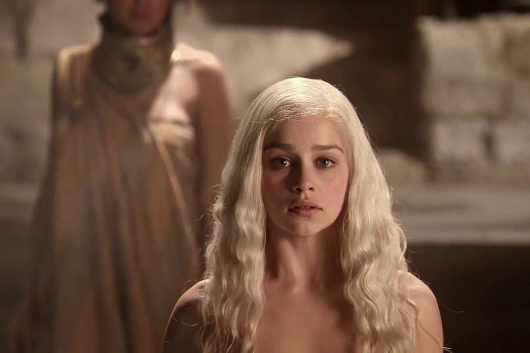 Emilia Clarke Turned Down '50 Shades' Because She Was 'Sick and Tired' of Being Naked on 'Game of Thrones'
