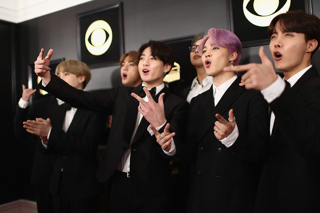 BTS Have Been Invited to Become Recording Academy Members