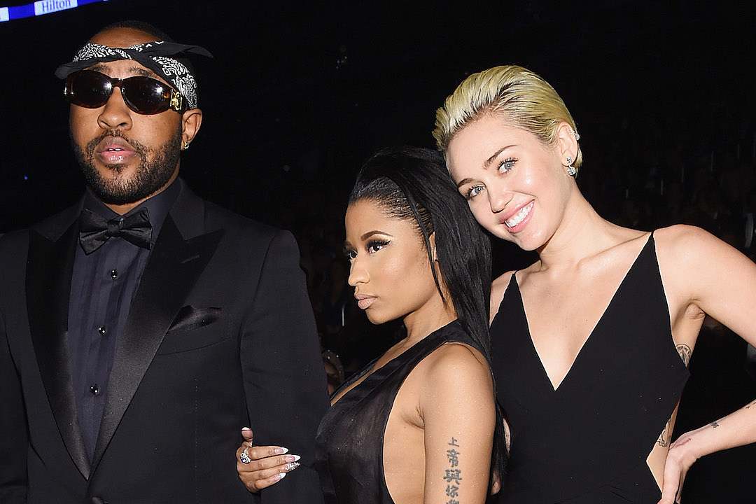 Nicki Minaj Slams Miley Cyrus During Radio Show, Alleges Oral Sex Between Miley and Producer Mike WiLL Made-It