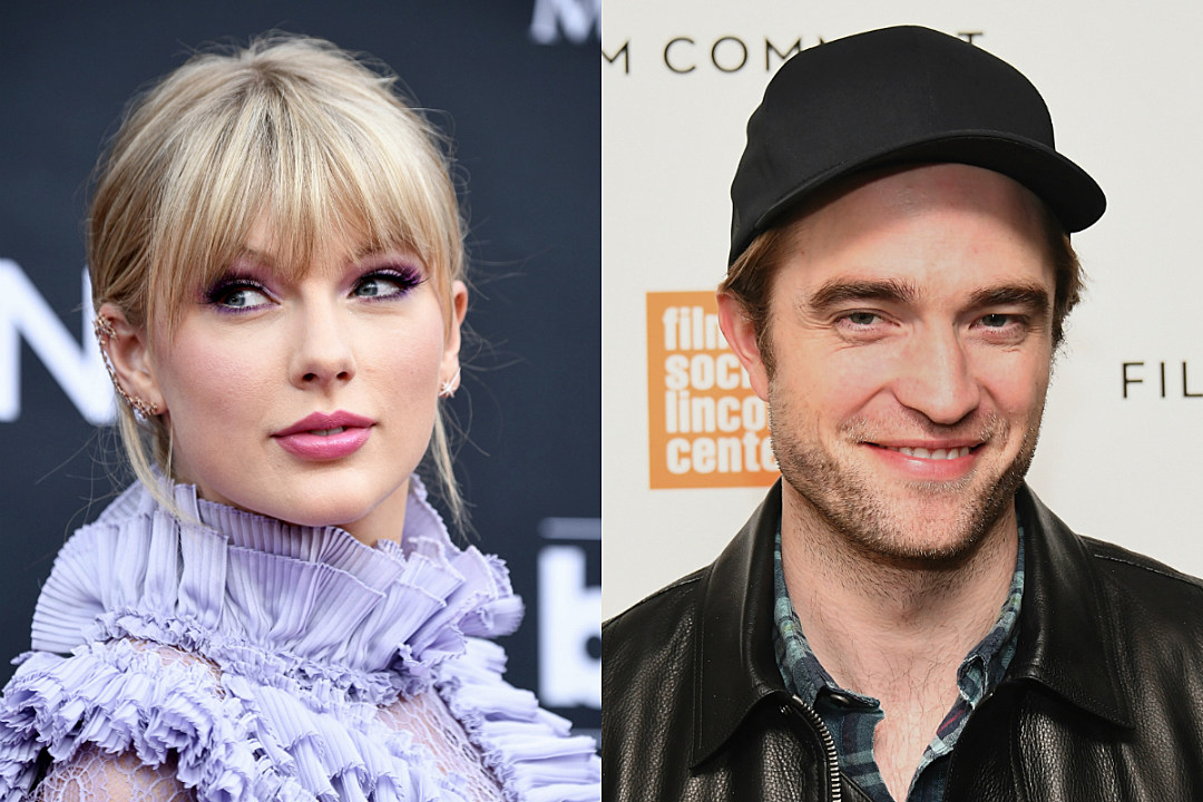 Taylor Swift Just Went on a Double Date With Robert Pattinson