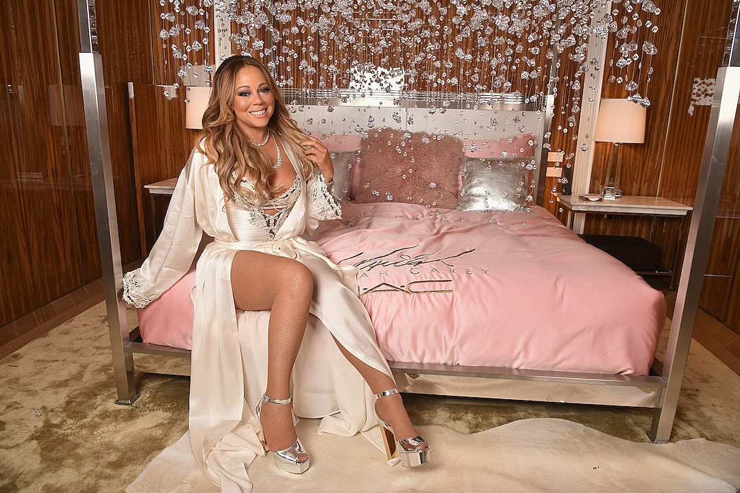 Mariah Carey Calls Herself 'Prude' as She Divulges How Many Men She's Been With