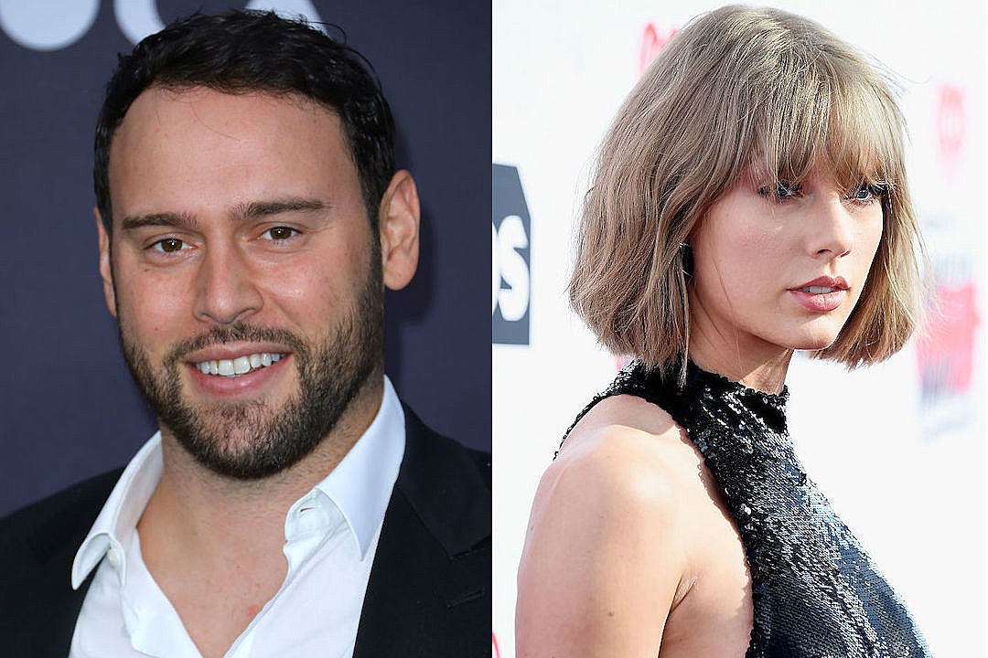 Scooter Braun Acknowledges Taylor Swift Feud on Instagram