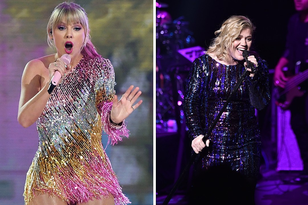 Kelly Clarkson Asks Taylor Swift to Re-Record and Re-Release Her Albums