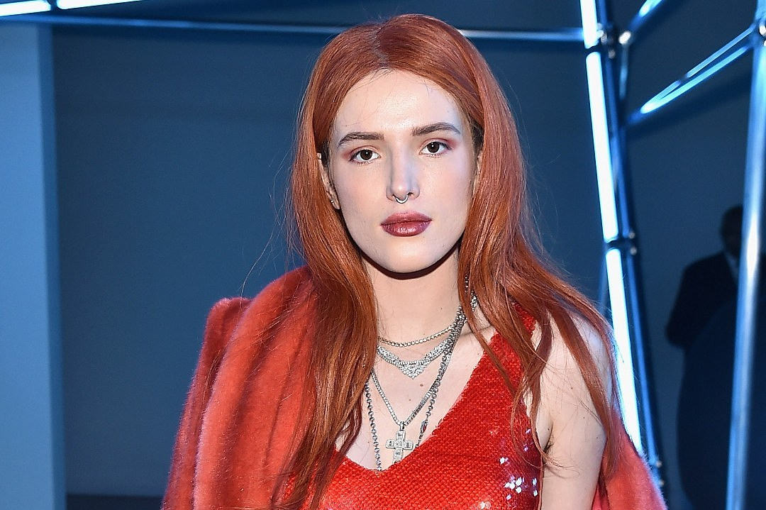 Bella Thorne Opens Up About Being 'Molested My Whole Life' (NSFW)