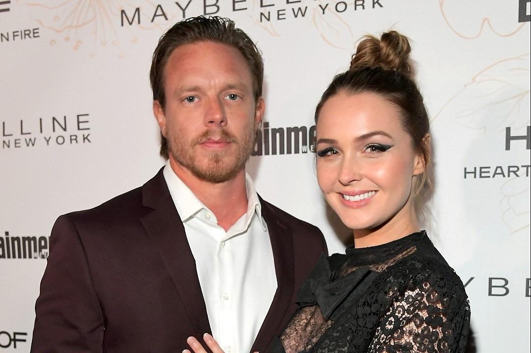 'Grey's Anatomy' Star Camilla Luddington Marries Longtime Boyfriend Matthew Alan