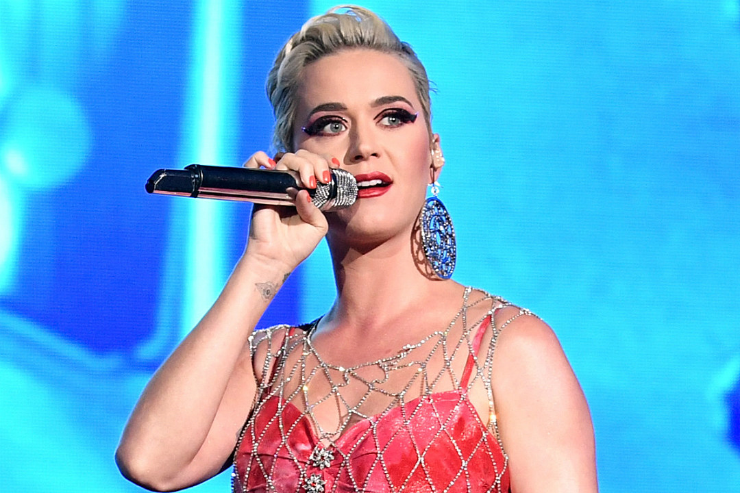 Katy Perry Faces Second Sexual Harassment Accusation After Female TV Host Comes Forward