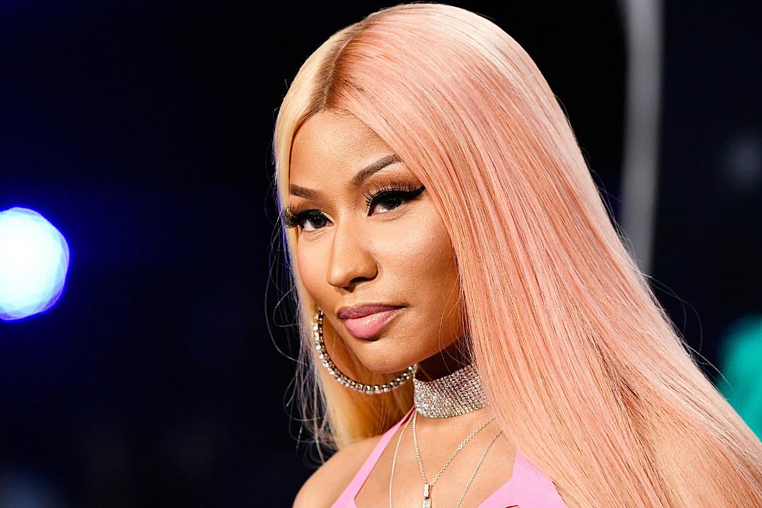 Nicki Minaj Changes Twitter Name to 'Mrs. Petty' Amid Marriage Rumors
