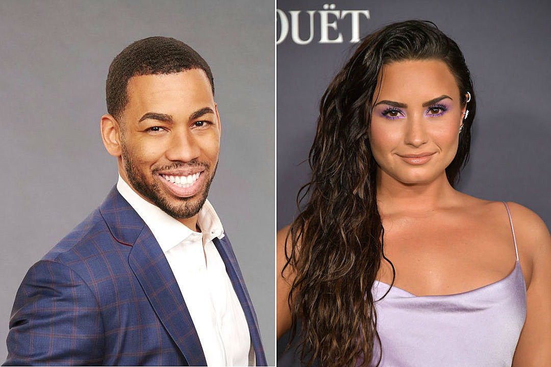 Demi Lovato and 'Bachelorette' Star Mike Johnson Are Reportedly 'Hanging Out'