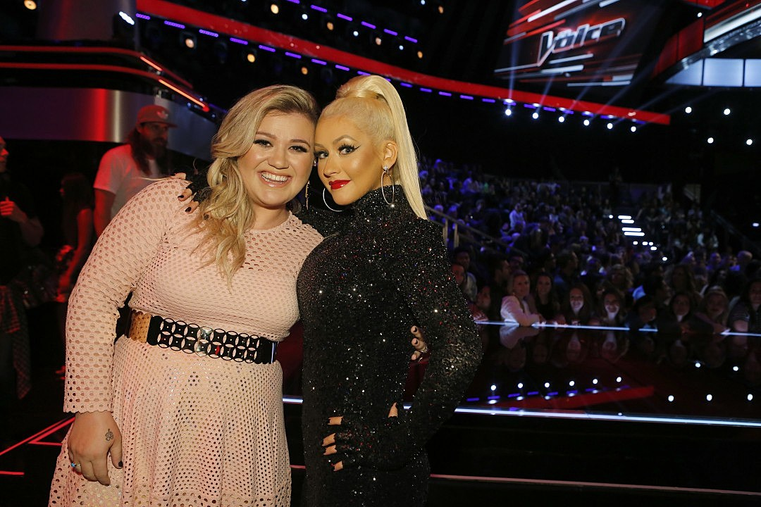 Kelly Clarkson Had No Idea Christina Aguilera Co-Wrote 'Miss Independent'