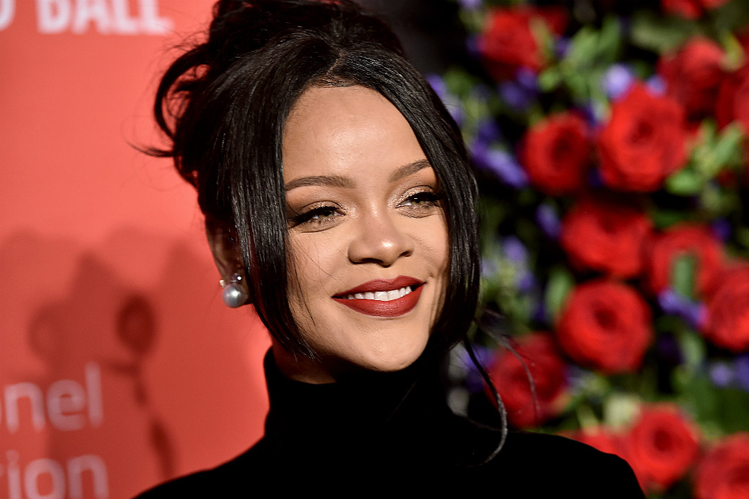 Is Rihanna Pregnant With Her First Child?
