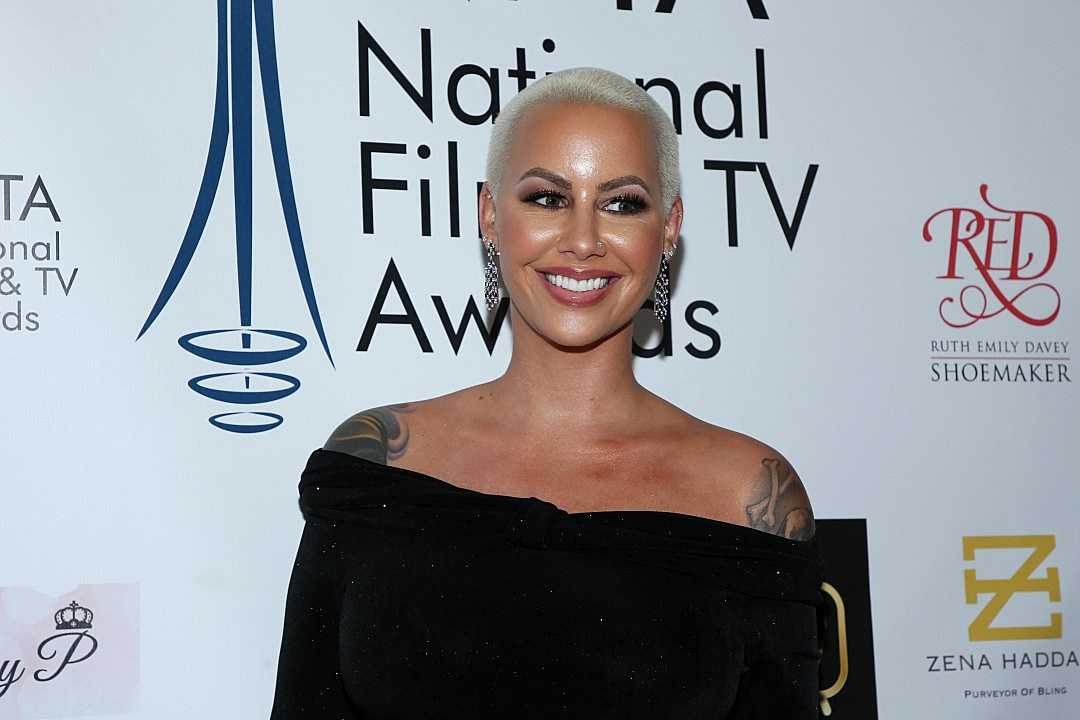 Amber Rose Gives Birth to Her Second Child, It's a Boy!