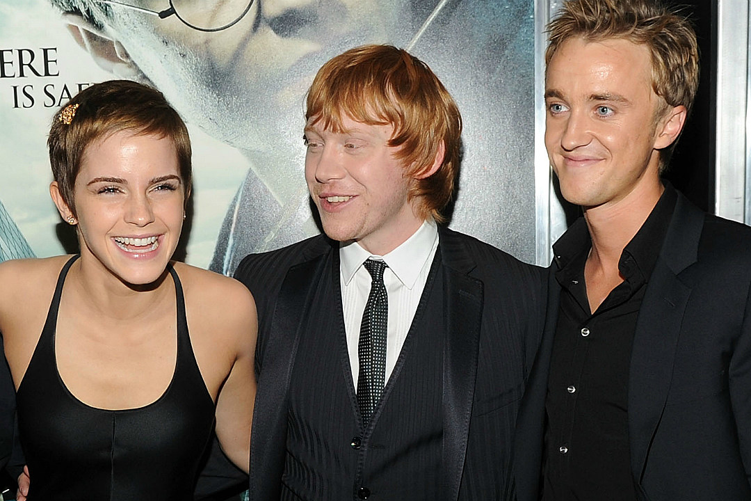 Rupert Grint Admits 'There Was Always Something' Between Emma Watson and Tom Felton
