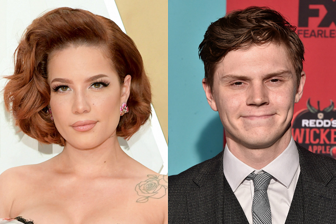 Is Halsey Pregnant With Evan Peters' Baby?