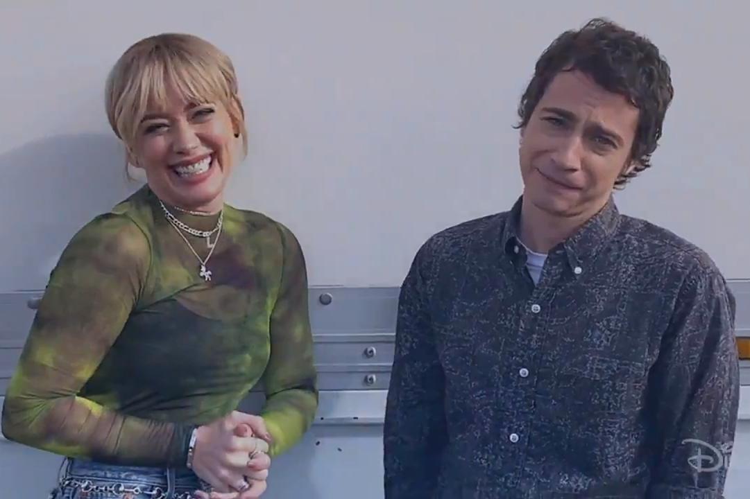 'Lizzie McGuire' Reboot Brings Back Adam Lamberg as Gordo