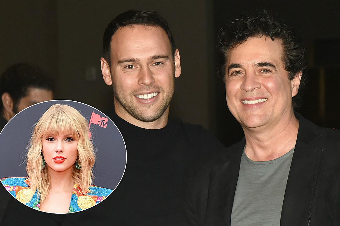 Scooter Braun and Scott Borchetta Do Not 'Agree' Over Taylor Swift Drama