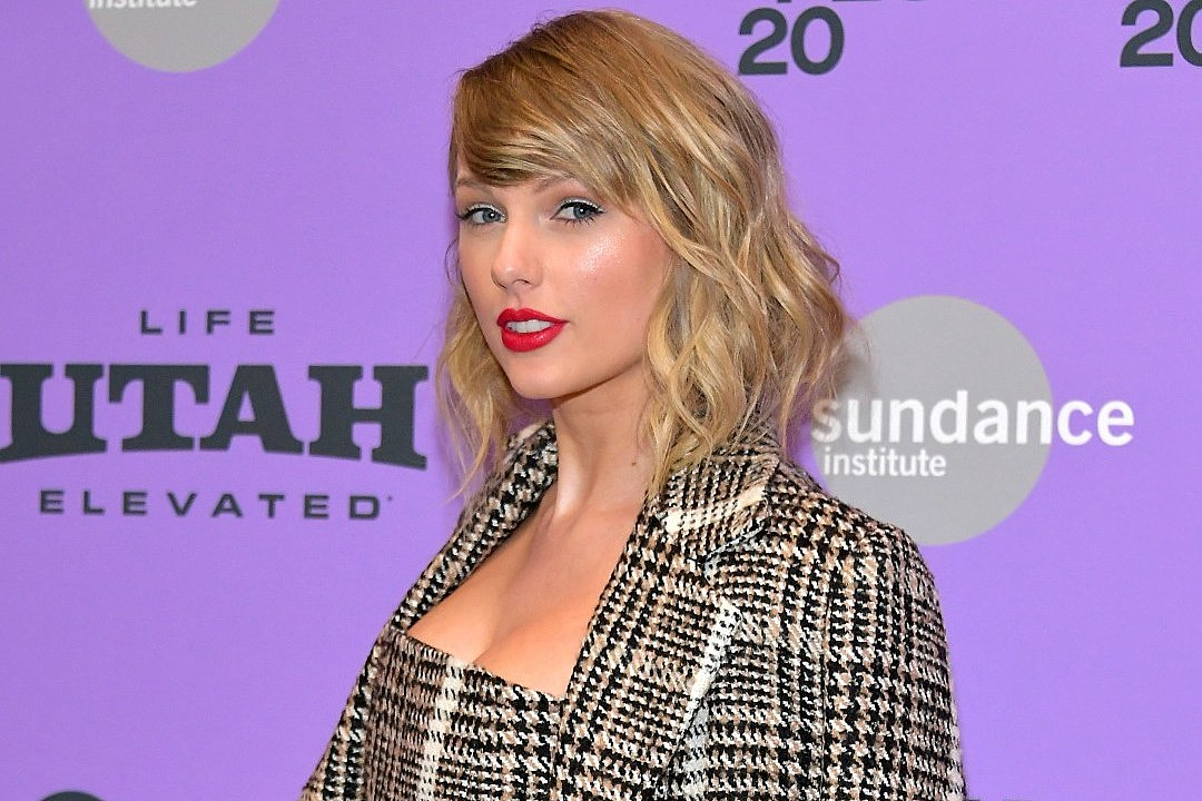 Taylor Swift Reveals Her Past Struggle With Eating Disorder